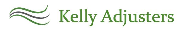 Kelly Adjusters Logo